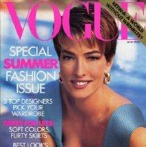 Image of Vogue (American), June 1991.