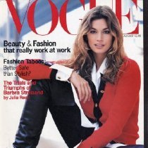 Image of Vogue (American), August 1993.