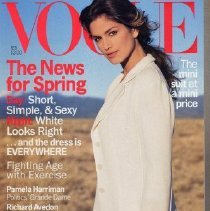 Image of Vogue (American), February 1994.