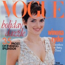 Image of Vogue (American), December 1996