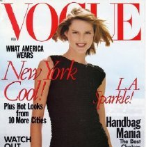 Image of Vogue (American), February 1998