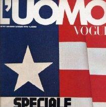 Image of Vogue (Italian-Men) June/July 1976