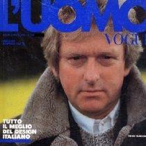 Image of Vogue (Italian-Men), July/August 1985