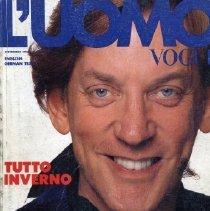 Image of Vogue (Italian-Men), September 1985