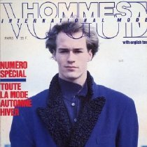 Image of Vogue (French-Men), Fall/Winter 1986-1987