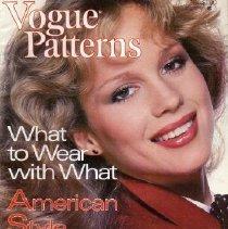 Image of Vogue Pattern Book, September/October 1978