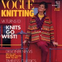 Image of Vogue Knitting, Fall 1992