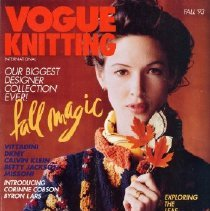 Image of Vogue Knitting, Fall 1993