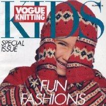 Image of Vogue Knitting, Fall/Winter 1993