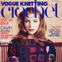 Image of Vogue Knitting, 1994