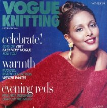 Image of Vogue Knitting, Winter 1994