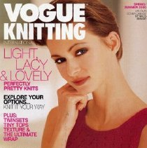 Image of Vogue Knitting, Spring/Summer 2000