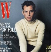 Image of W (Men), Fall 1999, Supplement