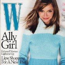 Image of W, April 2000