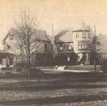 Image of September 15, 1983, current Wesley Hall