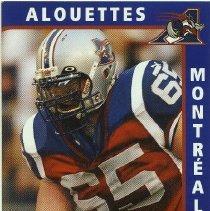 Image of Paul Lambert  Montreal Alouettes