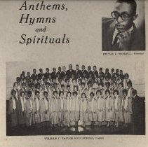 Image of William C. Taylor High School Choir