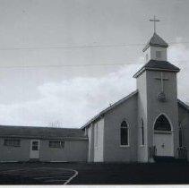 Image of Little Zion Baptist Church, Gr