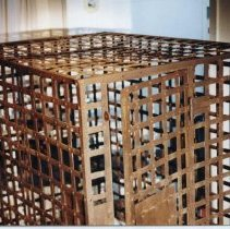 Image of Holding cage