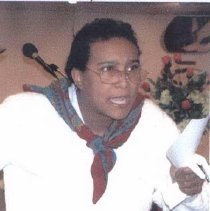 Image of Lisa Tines playing Rosa Parks