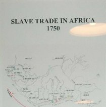 Image of Slave Trade in Africa 1750