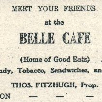 Image of Belle Cafe
