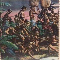 Image of Royal Pump, Gold and Slaves