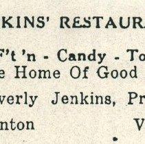 Image of Jenkin's Restaurant