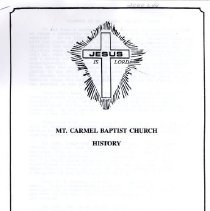 Image of ARCH.05772 - Church, Records