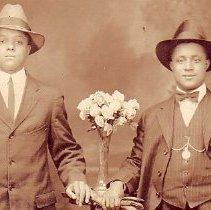 Image of Maurice Carter & Robert Carter