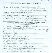 Image of Cornelius Gaddess and Mary Jane Morgan