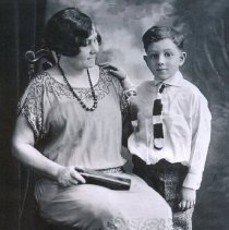Image of Richard McGee Grigsby & Mazie Gaines Grigsby