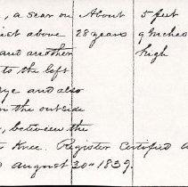Image of FNR.295 - Free Negro Register