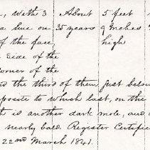 Image of FNR.345 - Free Negro Register