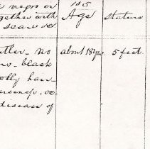 Image of FNR.467 - Free Negro Register
