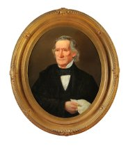 Image of Allen Trimble (Image courtesy of Garth's Auctioneers & Appraisers)
