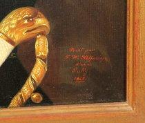 Image of Peint par F.W. Hoffmann d'apres Sully 1868