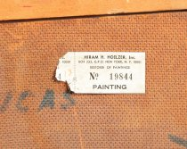Image of Hiram H. Hoelzer restoration tag