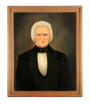 Image of Robert Lucas (Image courtesy of Garth's Auctioneers & Appraisers)