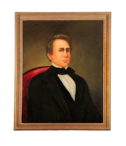 Image of Wilson Shannon (Image courtesy of Garth's Auctioneers & Appraisers)