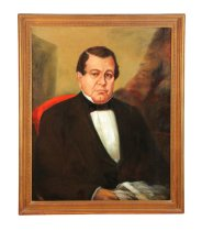 Image of Thomas Corwin (Image courtesy of Garth's Auctioneers & Appraisers)