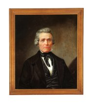 Image of Mordecai Bartley (Image courtesy of Garth's Auctioneers & Appraisers)
