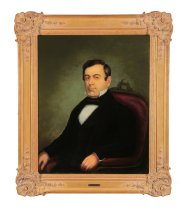Image of Thomas Corwin (Image Courtesy of Garth's Auctioneer's & Appraisers)