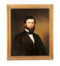 Image of William Medill (Image courtesy of Garth's Auctioneers & Appraisers)