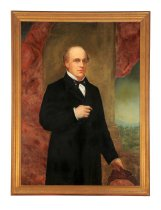 Image of Salmon P. Chase (Image courtesy of Garth's Auctioneers & Appraisers)