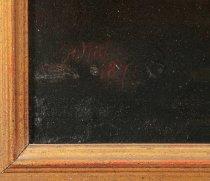 "Image of Signature  ""J.H. Witt 1871"""
