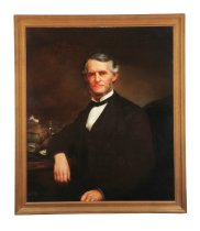 Image of William Dennison, Jr. (Image courtesy of Garth's Auctioneers & Appraisers)