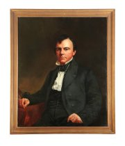 Image of David Tod (Image courtesy of Garth's Auctioneers & Appraisers)