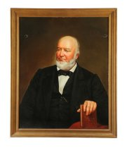 Image of John Brough (Image courtesy of Garth's Auctioneers & Appraisers)