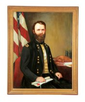 Image of Jacob D. Cox (Image courtesy of Garth's Auctioneers & Appraisers)